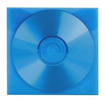 00051068 CD-/DVD-Schutzhüllen 100 Farbig