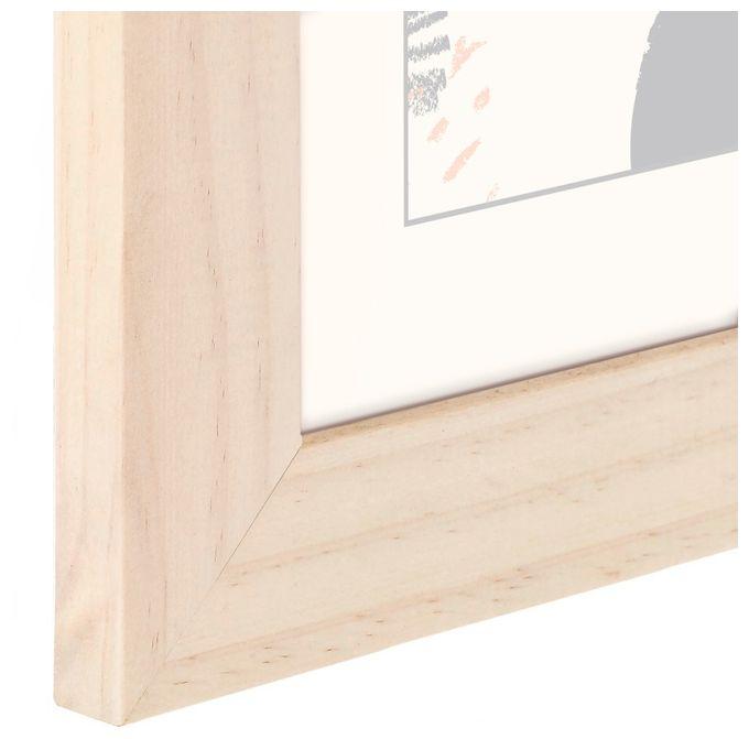 00175495 Skara Holz-Bilderrahmen 20 x 30 cm (Birke)