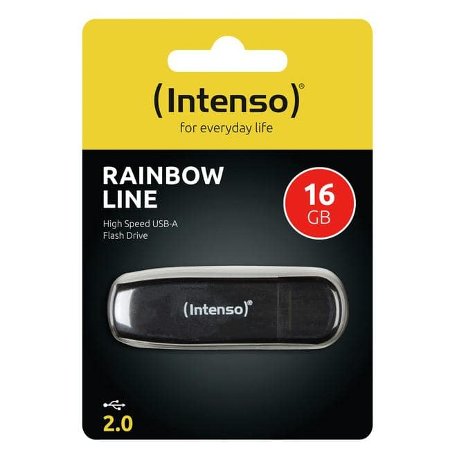 16GB USB-Stick Rainbow Line USB 2.0