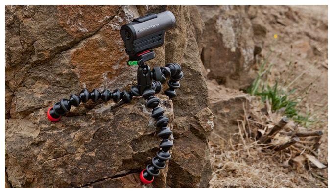 GorillaPod Action Tripod Stativ mit Halterung für GoPro-Kameras