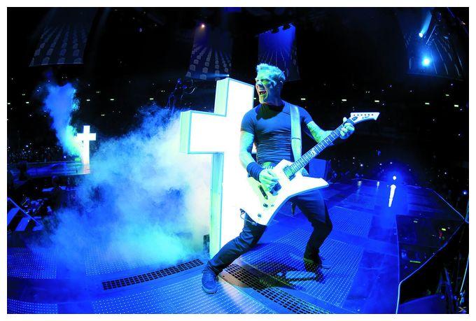 Metallica Through The Never - 2 Disc Bluray (BLU-RAY 3D)