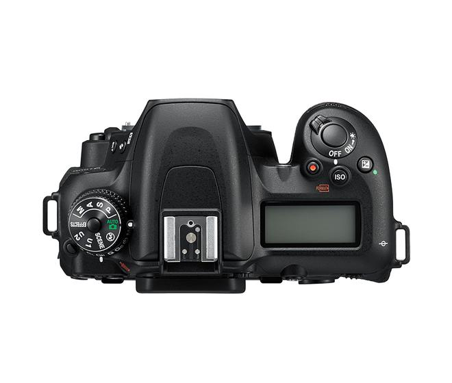 D7500 Kit AF-S DX 16-80 mm 1:2.8-4E ED VR Spiegelreflexkamera 20,9MP