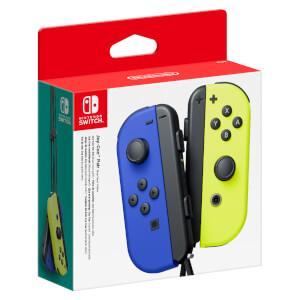 Joy Con 2er Set Analog / Digital Gamepad Nintendo Switch Kabellos