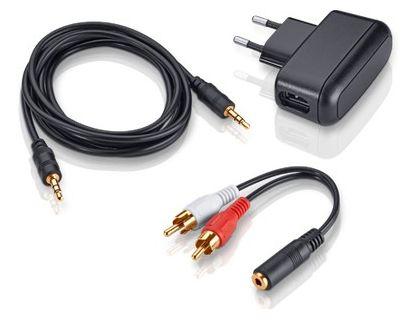 6063 BTT 5000 kompakter Bluetooth-Sender mit APTX-Technologie