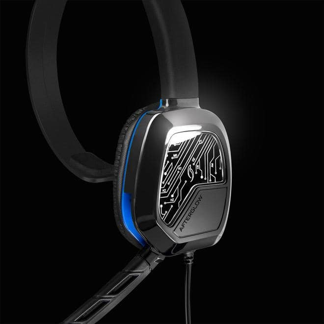 Afterglow LVL 1 Chat Gaming-Headset 40mm Neodymium