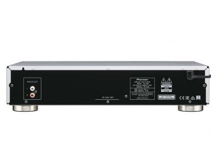 PD-10AE-S Pure-Audio-CD-Player Silent-Drive-Laufwerk