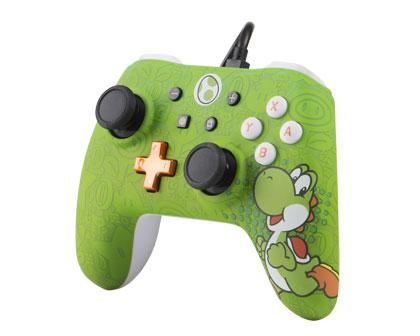 Iconic Controller für Nintendo Switch Special Edition Yoshi Design