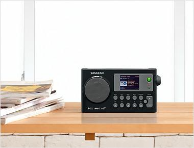 WFR-27C Network Music Player Digitalempfänger Internetradio