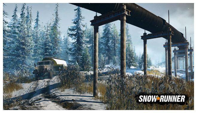 Snowrunner - Premium Edition (PlayStation 4)