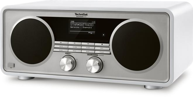 Digitradio 600 Internet-Stereoradio DAB+/UKW CD Bluetooth