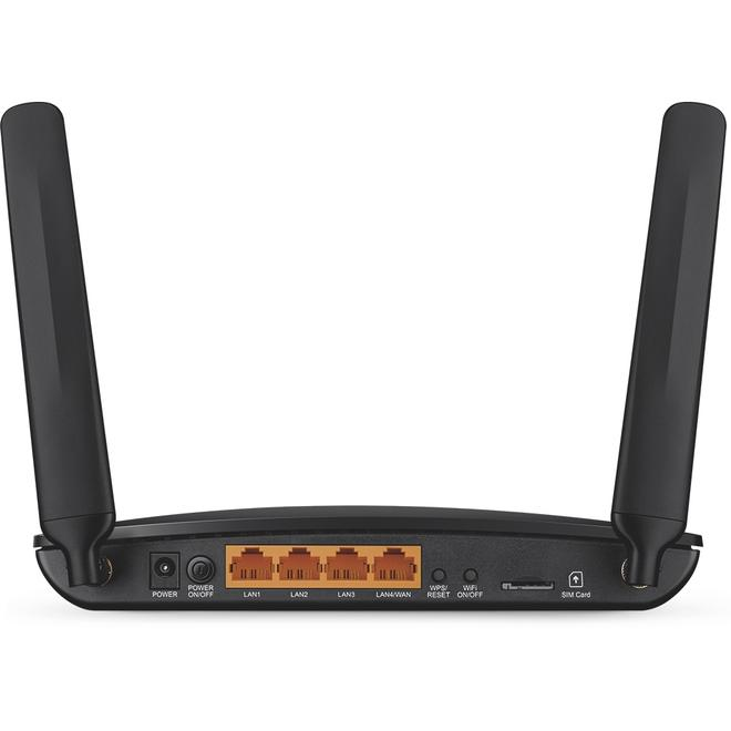 Archer MR200 - AC750 Dualband 4G - LTE WLAN Router
