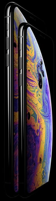 "iPhone XS Smartphone 14,7cm/5,8"" iOS 12MP 64GB Silber"