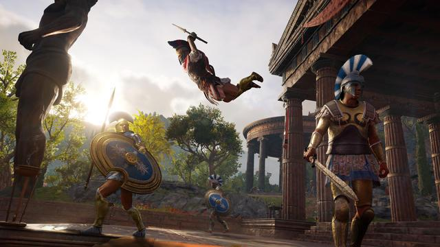 Assassin's Creed Odyssey - Gold Edition (Xbox One)