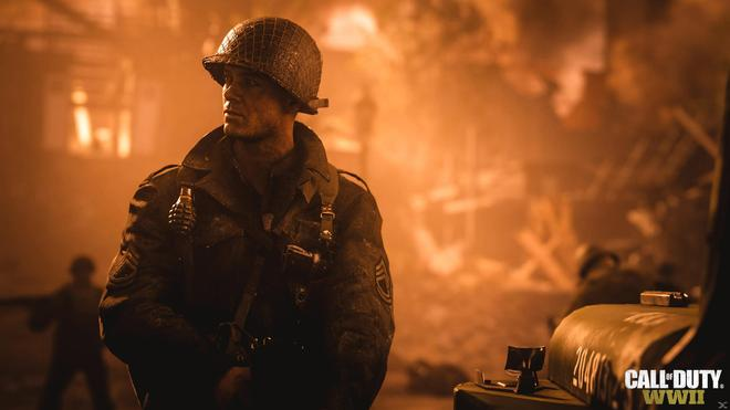 Call of Duty: WWII - Standard Edition (PlayStation 4)