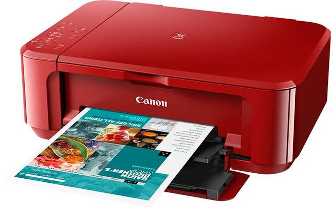Pixma MG3650S All in One A4 Tintenstrahl Drucker 4800 x 1200 DPI