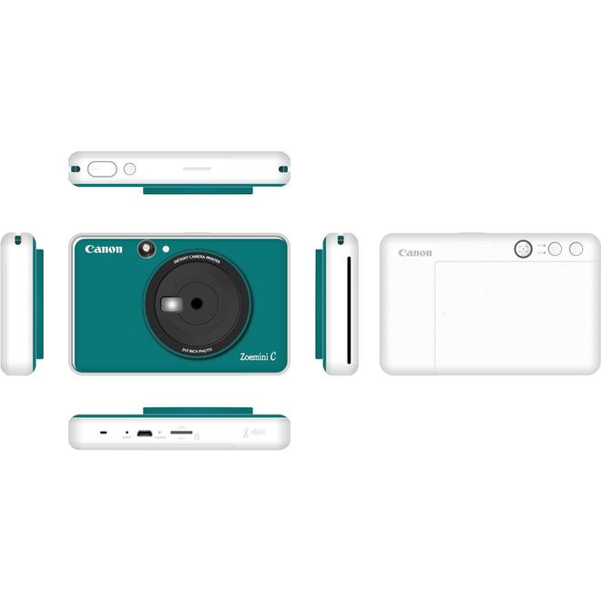 Zoemini C Sofortbildkamera 2-in-1 5 MP