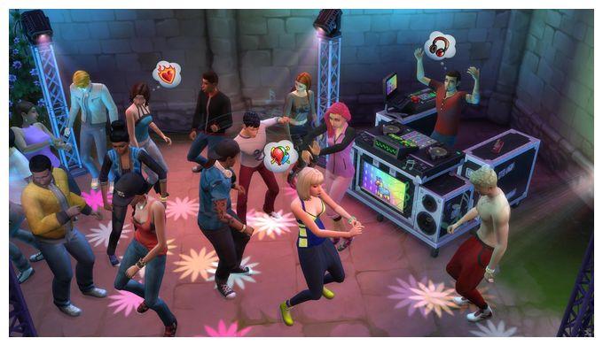 Die Sims 4: Zeit für Freunde (PC)