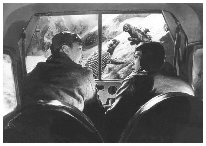 Godzilla: The Legend Begins DVD-Box (DVD)