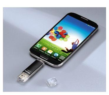 """00124001 FlashPen """"Laeta Twin"""" USB 3.0 128GB 40MB/s"""