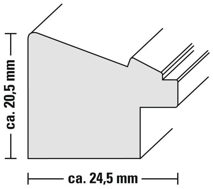 Cozy Kunststoffrahmen 13 x 18cm
