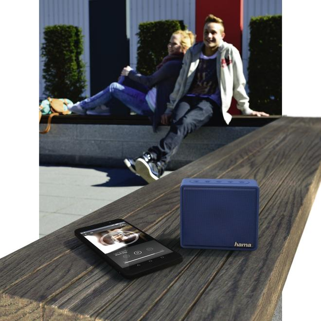 "00173121 mobiler Bluetooth-Lautsprecher ""Pocket"""