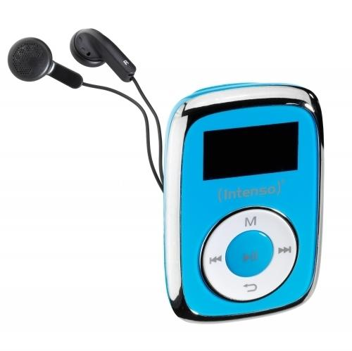 Music Mover MP3-Player 1'' LCD Display 8GB USB 2.0