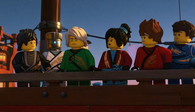 LEGO Ninjago Staffel 10 (DVD)