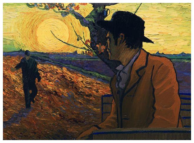 Loving Vincent (DVD)