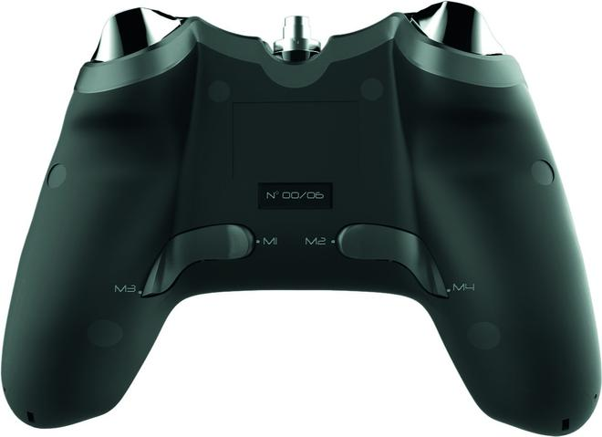 GC-400ES Alpha Pad Analog / Digital Gamepad PC kabelgebunden
