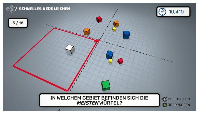 Professor Rubik's Gehirntrainer (PlayStation 4)