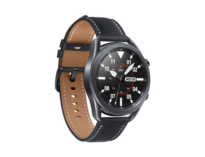 Galaxy Watch 3 OLED Smartwatch Rund IP68 340 mAh