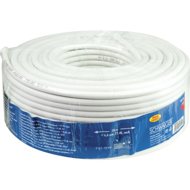 KOX90/50 042 Koaxial-Kabel 75dB 6,8mm 50,0m