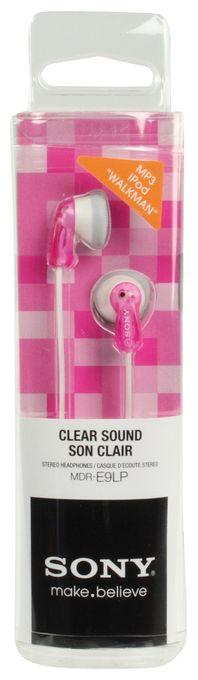 MDR-E 9 LPP In-Ear Kopfhörer 18 - 22000 Hz 104 dB