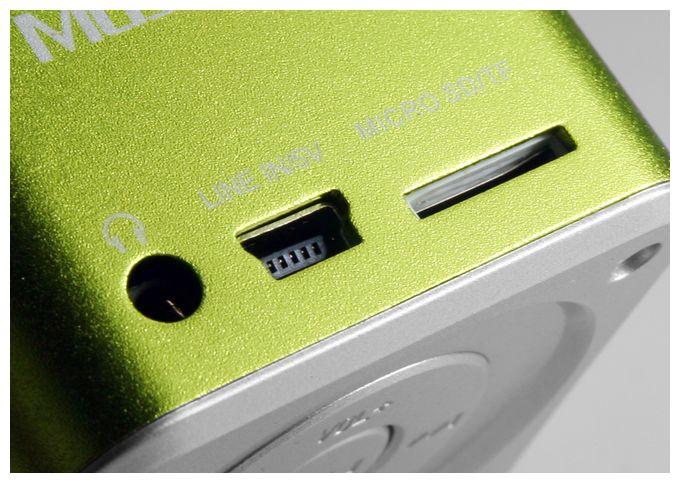 MusicMan Mini Soundstation BT-X2 Bluetooth-Lautsprecher