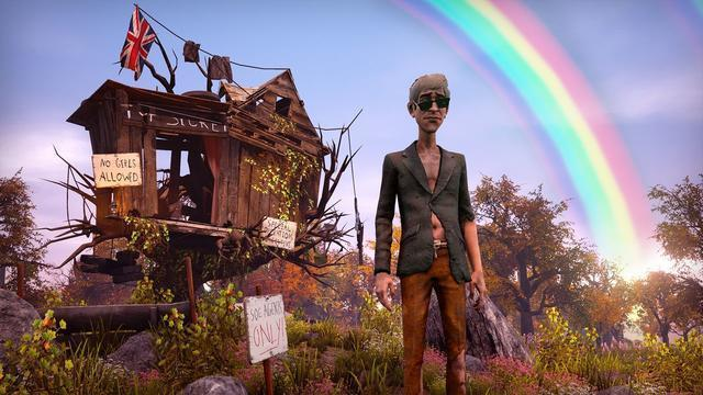 We Happy Few (PlayStation 4)