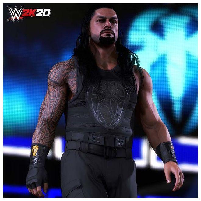 WWE 2K20 (PlayStation 4)