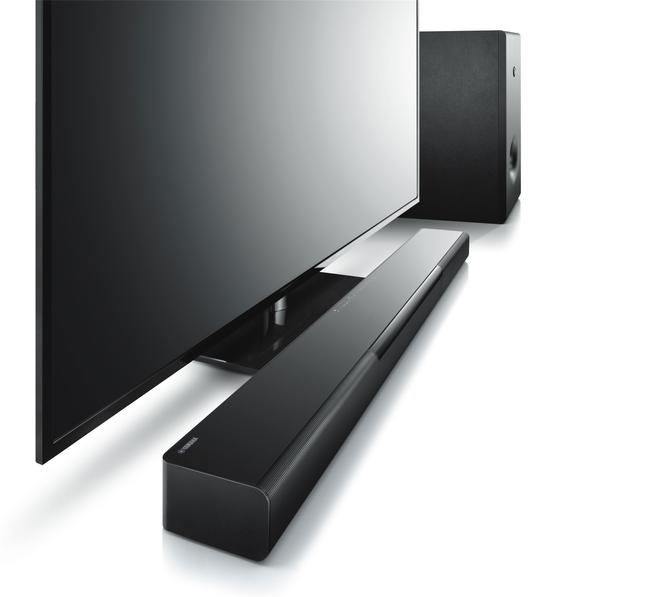 MusicCast BAR 400 Soundbar inkl. kabelloser Subwoofer 3D-Surround-Sound