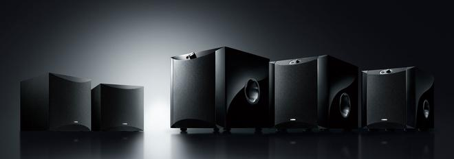 NS-SW100 Subwoofer Twisted Flare Port Advanced YST II