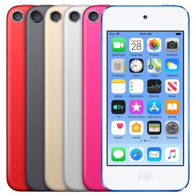 "iPod Touch MP3-Player 32GB 10,16cm/4"" Bluetooth Blau"