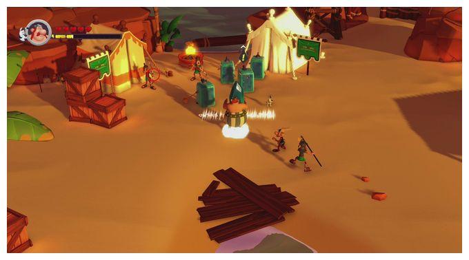 Asterix & Obelix XXL3: Der Kristall-Hinkelstein - Limitierte Edition (Nintendo Switch)