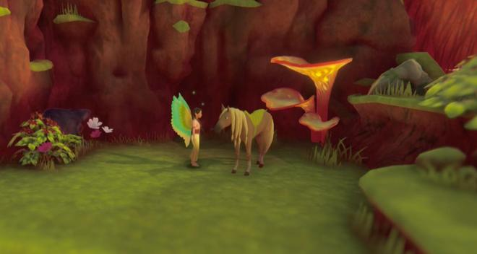 Bayala The Game (PlayStation 4)