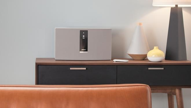 SoundTouch 30 III Streaming Lautsprecher WLAN Bluetooth Aux-In USB