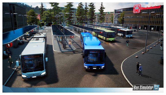 Bus Simulator (PlayStation 4)