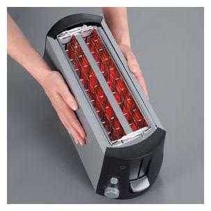 3710 Toaster 1380 W 4 Scheibe(n)