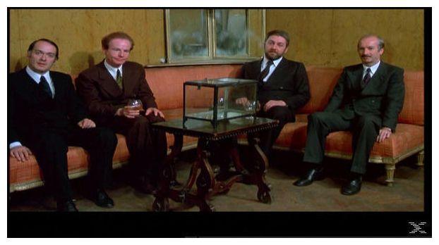 Euro Video Die 120 Tage von Sodom (DVD) von expert Technomarkt