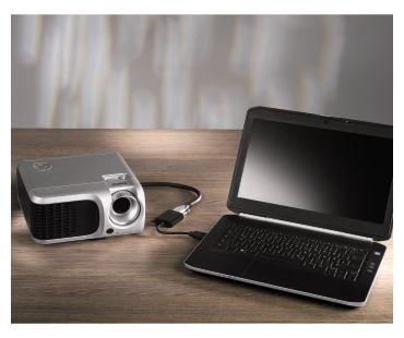 00083215 HDMI-Konverter für VGA