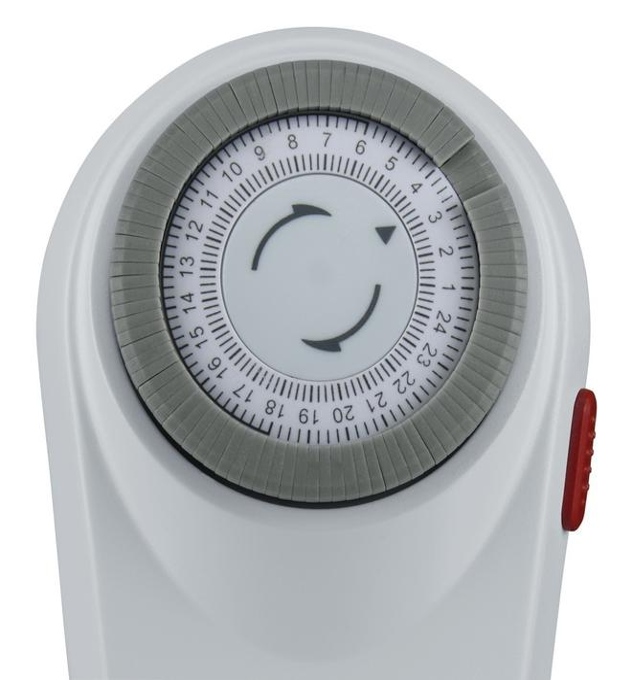 "00137251 Mechanische Zeitschaltuhr ""Curved"""