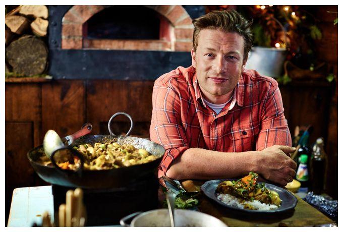 Jamies beste Weihnachtsgerichte - Das Special von Jamie Oliver (DVD)