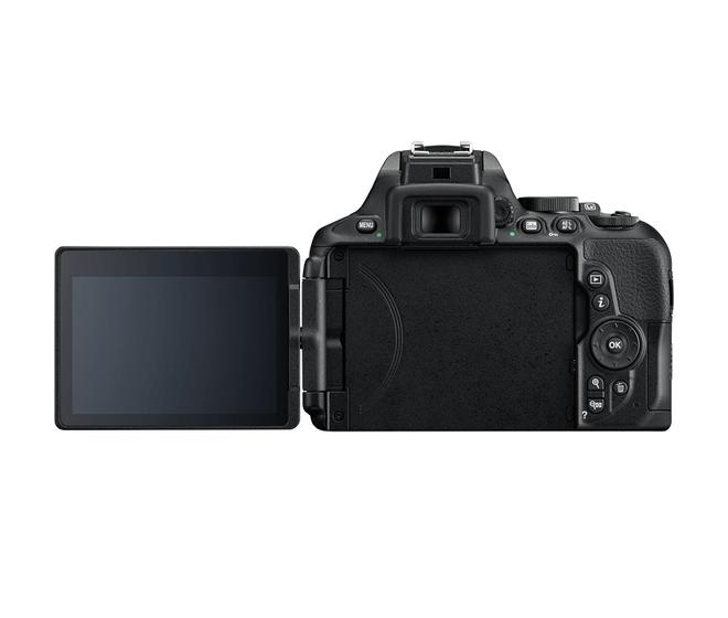 D5600 Spiegelreflexkamera 24,2MP Full-HD + AF-S DX 18-140mm VR