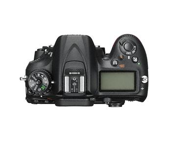 D7200 Body Spiegelreflexkamera 8cm/3,2'' 24,2MP WLAN Full-HD